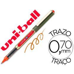 ROTULADOR UNI-BALL ROLLER UB-157 NARANJA 0,7 MM UNIDAD