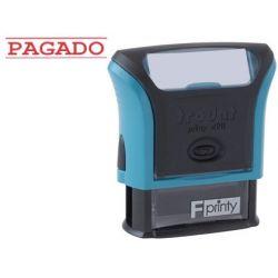 SELLO ENTINTADO PRINTY 4911 F5P3 PAGADO