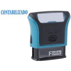SELLO ENTINTADO PRINTY 4911 F8P3 CONTABILIZADO