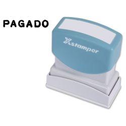 SELLO X-STAMPER AUTOMATICO -PAGADO