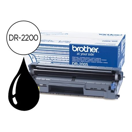 TAMBOR BROTHER DR-2005 PARA HL-2035 12.000 PAG