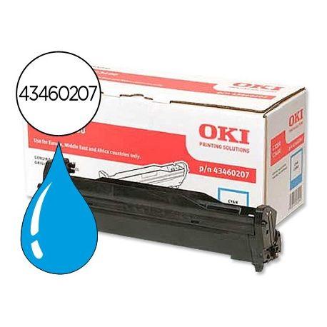 TAMBOR OKI C3300/3400 CIAN -15000 PAG- TYPE C9