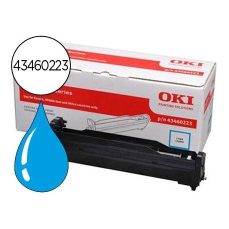 TAMBOR OKI C3520/3530 CIAN -15000 PAG-TYPE C10