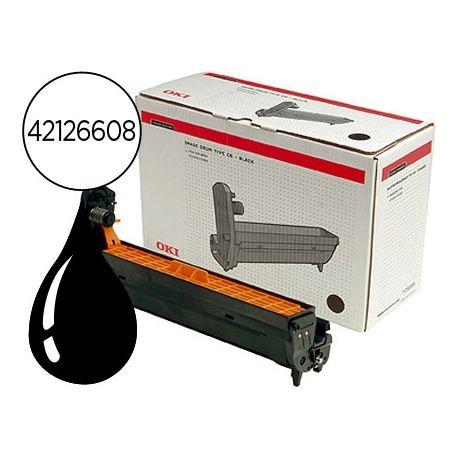 TAMBOR OKI C5100/5200/5300/5400 NEGRO -17000 PAG-