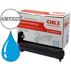TAMBOR OKI C5850/5950 CIAN -20000PAG-