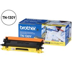 TONER BROTHER TN-130Y HL-4040CN/4050CDN/4070CDW DCP-9040/9045 MFC-9440/9840 AMARILLO -1.500@5%-