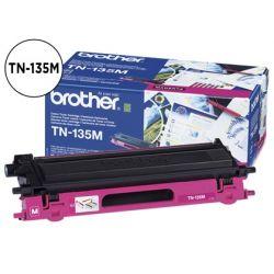 TONER BROTHER TN-135M HL-4040CN/4050CDN/4070CDW DCP-9040/9045 MFC-9440/9840 MAGENTA -4.000@5%-