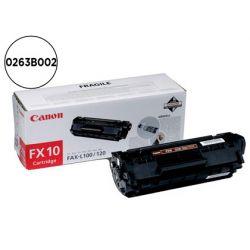 TONER CANON L100/L120 FX-10 NEGRO 2000 PAG@5%