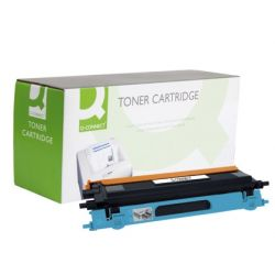 TONER Q-CONNECT COMPATIBLE BROTHER TN-135C -4.000PAG-