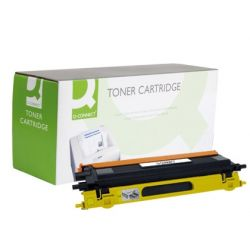 TONER Q-CONNECT COMPATIBLE BROTHER TN-135Y -4.000PAG-