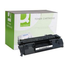 TONER Q-CONNECT COMPATIBLE HP CE505A LASERJET P2035/2055/2055D/2055DN/P2055X-3.000PAG-