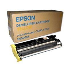 TONER EPSON ACULASER C1000 C2000 AMARILLO -6.000PAG-