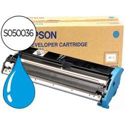 TONER EPSON ACULASER C1000 C2000 CIAN -6.000PAG-