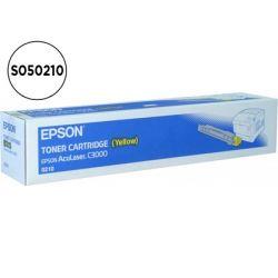 TONER EPSON ACULASER C3000 AMARILLO