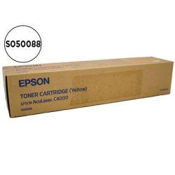 TONER EPSON ACULASER C4000 AMARILLO