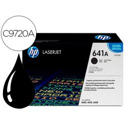 TONER HP C9720A NEGRO LASERJET 4600 -9000 PAG
