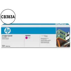 TONER HP CB383A COLOR LASERJET CP6015/CM6030/CM6040 MAGENTA WITH COLORSPHERE -21.000PAG-
